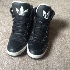 High Adidas Tennis shoes 11